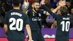 Real Madrid wint hectische partij bij Real Valladolid, maar het is de VAR die alweer opvallende (en grappige) rol speelt