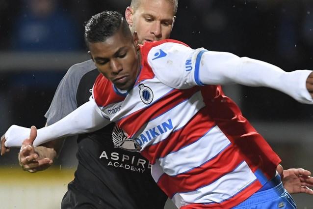 """Club Brugge-coach Ivan Leko na misbaar Wesley: """"Normaal dat hij zo reageert"""""""
