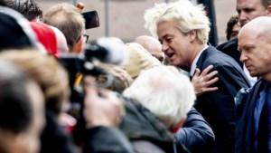 """Man die gearresteerd werd op verkiezingsbijeenkomst Geert Wilders was gewapend: """"Veel ellende voorkomen"""""""