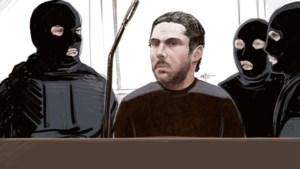 """De ultieme coup de théâtre van Mehdi Nemmouche op proces over aanslag op Joods Museum: """"Het leven gaat verder"""""""
