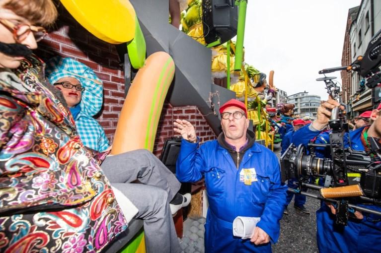 """Jan Verheyen over zijn woede-uitbarsting op Aalst Carnaval: """"Ik wil me echt verontschuldigen bij die mens"""""""