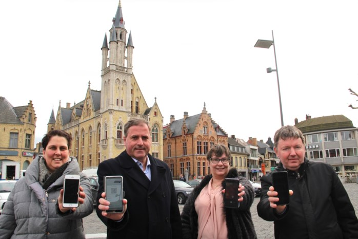 Poperinge pakt uit met gratis wifi in centrum