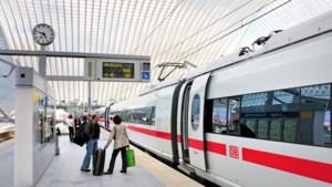 Stiptheid internationale treinen daalt sterk, en dat voelen ook binnenlandse reizigers in België