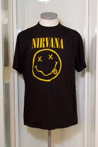 Marc Jacobs en Nirvana vechten om smiley