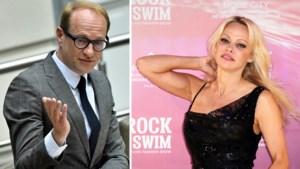 Ben Weyts krijgt opmerkelijke brief van… Pamela Anderson