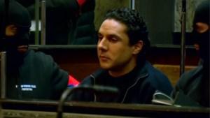 Mehdi Nemmouche voor het eerst herkenbaar in beeld tijdens veroordeling