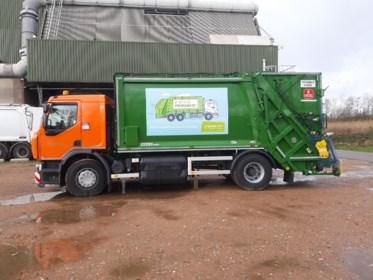 Bionerga onderzoekt productie groene waterstof voor vuilniswagens van toekomst
