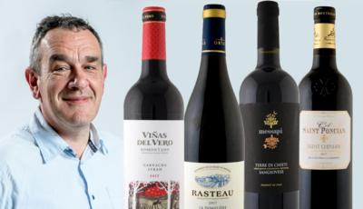 Was 2017 echt zo'n slecht wijnjaar? Alain Bloeykens doet de test