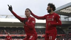 Liverpool bibbert even, maar boekt toch thuiszege tegen Burnley en blijft in spoor van leider Manchester City