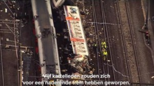 Netflix verwijdert beelden van treinramp Buizingen