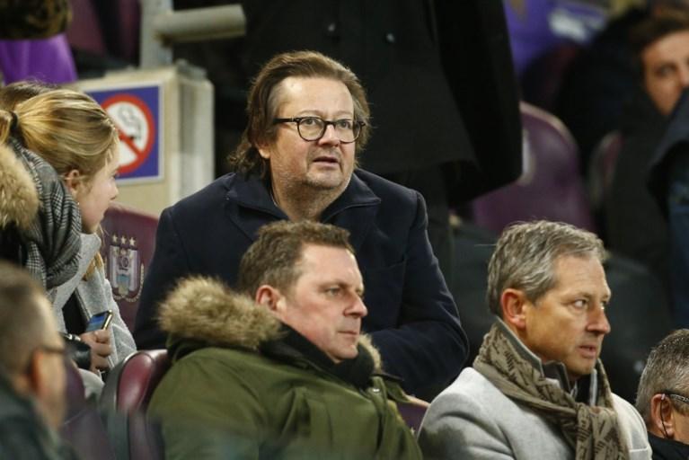 """Marc Coucke bevestigt kapitaalsverhoging Anderlecht: """"Meer dan dertig miljoen euro extra in de club"""""""