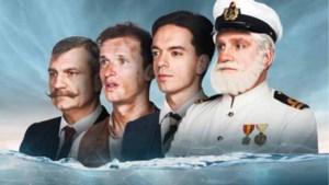 Ivan Pecnik en Peter Bulckaen sturen Titanic het Donkmeer op