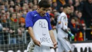 """Dante Vanzeir reageert na gele kaart: """"Ik wou Mechelen-fans niet provoceren, maar Dries eren"""""""