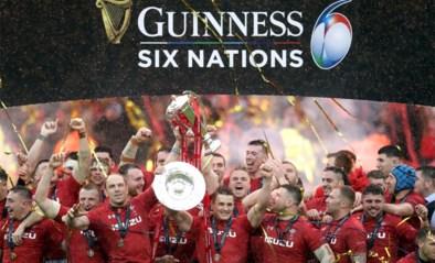 Wales realiseert Grand Slam op Zeslandentoernooi rugby