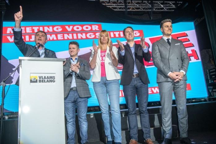 Net nu: Vlaams Belang nodigt extreemrechtse moslimhater uit in Antwerpen