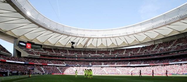 Wereldrecord aantal toeschouwers bij vrouwenwedstrijd Atletico - Barcelona