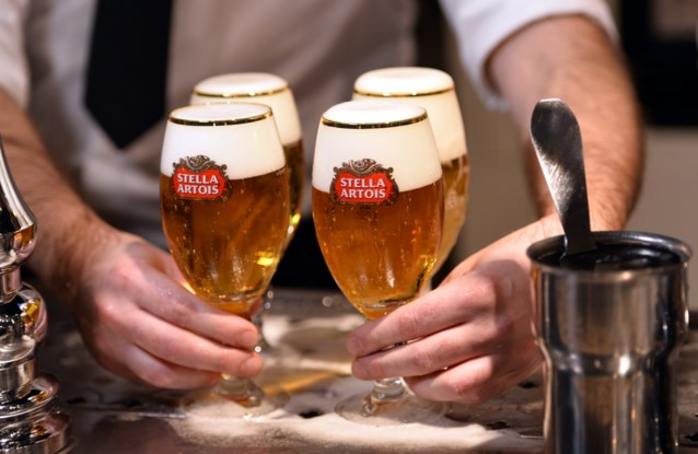 Meer softdrinks, minder pilsbieren in horeca