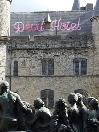 Duivels hotel in Gent-Centrum