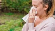 Hoge temperaturen veroorzaken vroege start van pollenseizoen