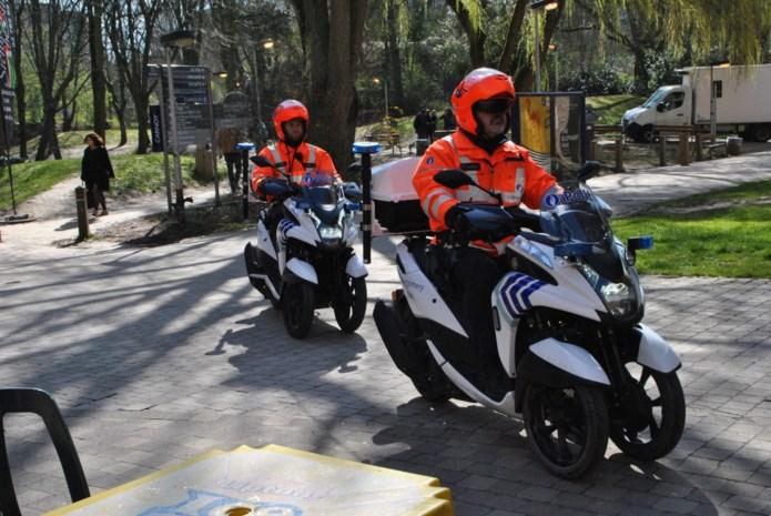 Nieuwe wijkantenne, nieuwe aanpak: vijf 'campusflikken' en patrouilles op de driewieler