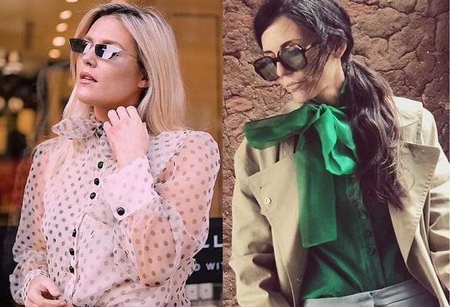 De blouse van Zara die plots iedereen op Instagram lijkt te dragen