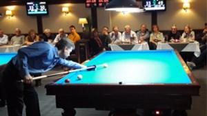 Biljartclub uit Turnhout pakt landstitel in het driebanden