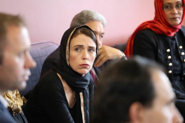 """Premier Nieuw-Zeeland na aanslag in Christchurch: """"Dader wilde aanval nog verderzetten"""""""