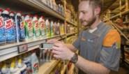 Colruyt bant prijsetiketten: 90.000 kilo papier minder en een biepje als je je favoriete choco passeert