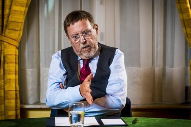 """Bracke spreekt Jambon tegen: """"Niet in een regering stappen zonder staatshervorming, lijkt mij niet verstandig"""""""