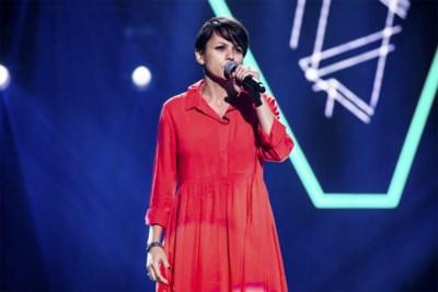 25 jaar geleden was ze jong meisje in de 'Soundmixshow', nu is ze mama met carrière in 'The voice'