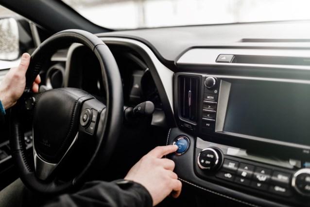 Meer diefstallen bij auto's zonder sleutel