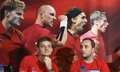 België opent groep D van Davis Cup met duel tegen Colombia