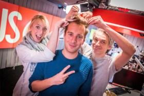 Sam De Bruyn verliest zijn haren