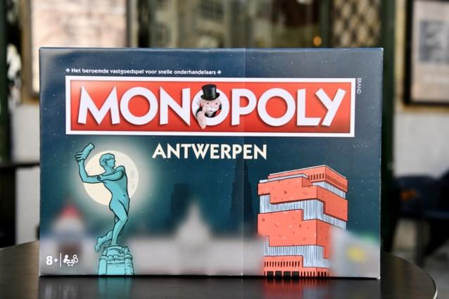 Antwerpen krijgt eigen Monopoly-uitgave