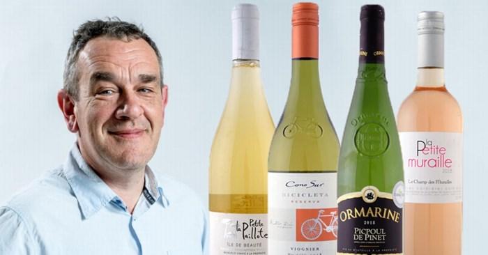 Een nieuwe lente, een nieuw wijnjaar: Alain Bloeykens proeft de oogst