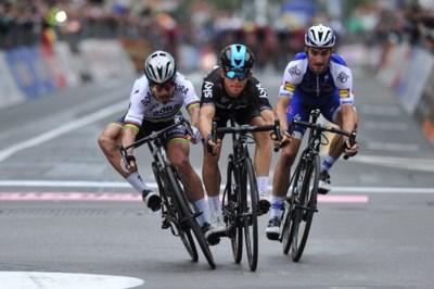 Peter Sagan in Milaan-Sanremo: altijd onklopbaar, toch altijd geklopt