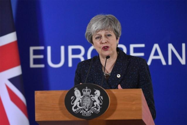 Premier Theresa May wil volgende week geen stemming als haar Brexit-voorstel niet voldoende steun krijgt