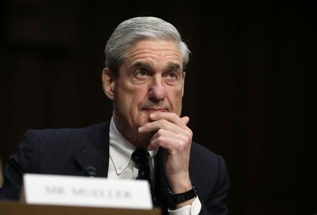 Mueller beveelt aan om niemand bijkomend aan te klagen in Rusland-onderzoek