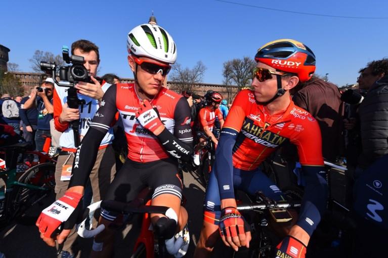 Kettingproblemen bij Trek-Segafredo speelden Degenkolb en Stuyven parten in Milaan-Sanremo