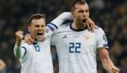 EK-KWALIFICATIES. Rusland zet Kazachstan met de voeten op de grond, Kroatië onderuit tegen Hongarije