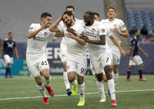 Kenny Saief (ex-Gent en Anderlecht) loodst Cincinnati naar tweede zege op rij in MLS met assist en goal