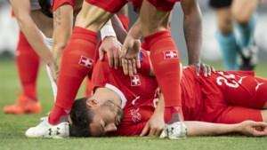 'Geredde' Zwitser mag vanavond niet voetballen van eigen federatie (dat hem wel wedstrijd liet uitspelen)