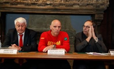 Johan Van Herck wil hechte ploeg smeden om in Wereldgroep te blijven