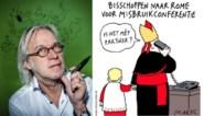 Marec wint prijs op Press Cartoon Belgium met tekening in Het Nieuwsblad