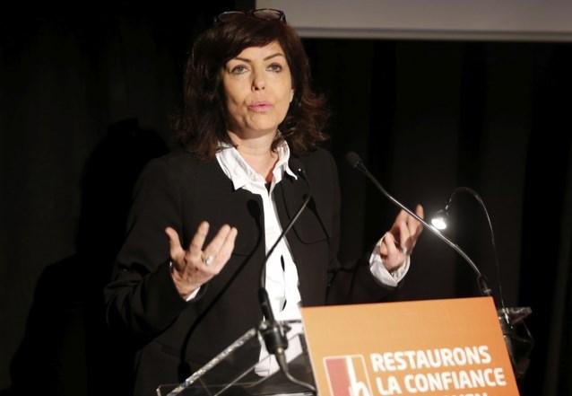 'Madame Non' zegt neen tegen de Kamer: Joëlle Milquet (58) kiest voor job in Europa