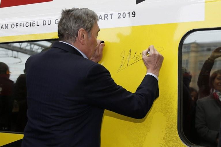 Nog 100 dagen tot Le Grand Départ in Brussel: Eddy Merckx heeft vanaf nu zijn eigen plein