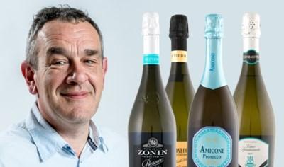 Alain Bloeykens proeft Italiaanse bubbels: prosecco wordt geduchte concurrent voor cava