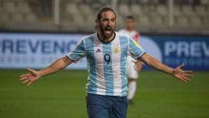 """Gonzalo Higuain geeft er de brui aan bij Argentinië door te veel kritiek: """"Dit zal allicht veel mensen gelukkig maken"""""""