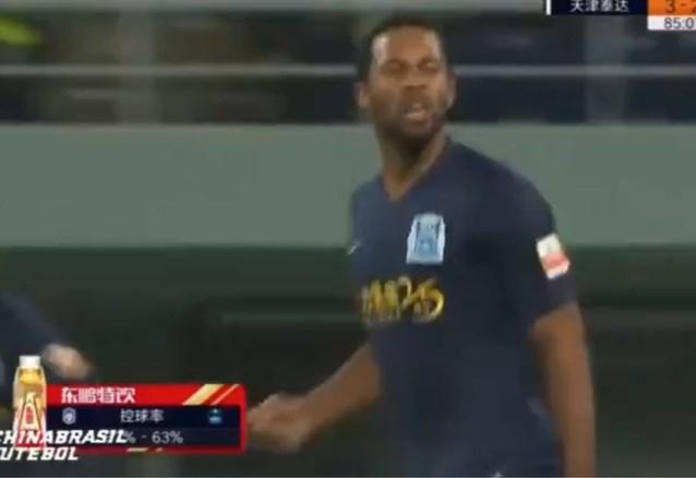Mousa Dembélé scoort eerste doelpunt in China, maar Acheampong beslist de match