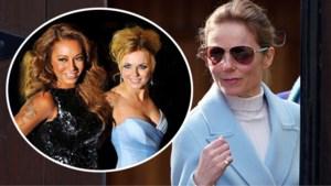 """Voormalige Spice Girl Geri Halliwell reageert voor het eerst op """"onthulling"""" dat ze seks had met Mel B"""